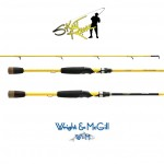"Спиннинг WRIGHT & McGILL Skeet Reese ""Twitching Spinning"" WME TW70S2W, 7-21 г, 2,10 м"